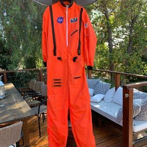 NASA astronaut Underwraps costume